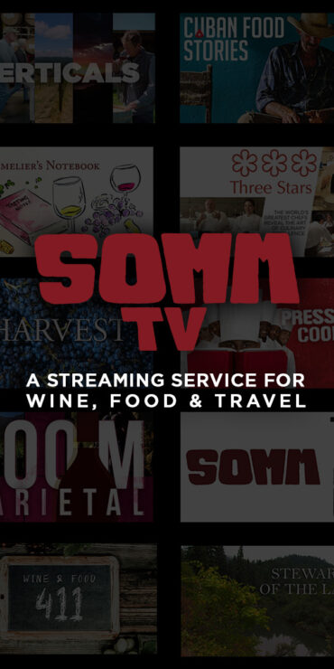 SOMM TV - A streaming service for wine, food and travel